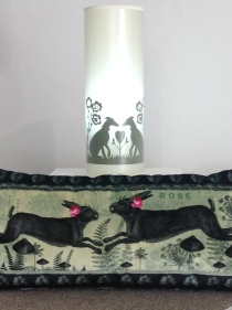 One of my lamps on sale