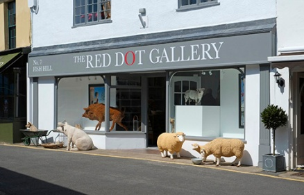 One of my stockists in Holt